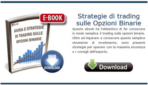 Ebook strategie opzioni binarie