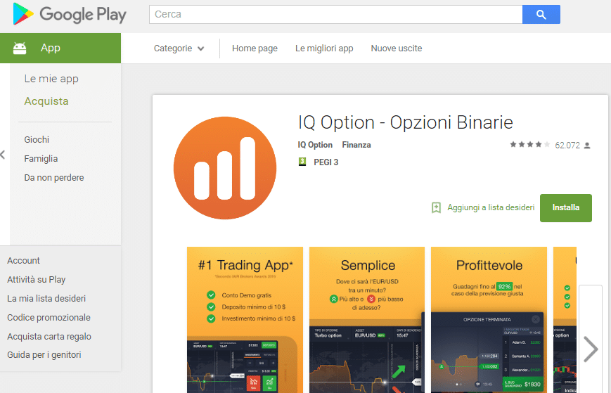 android-iqoption