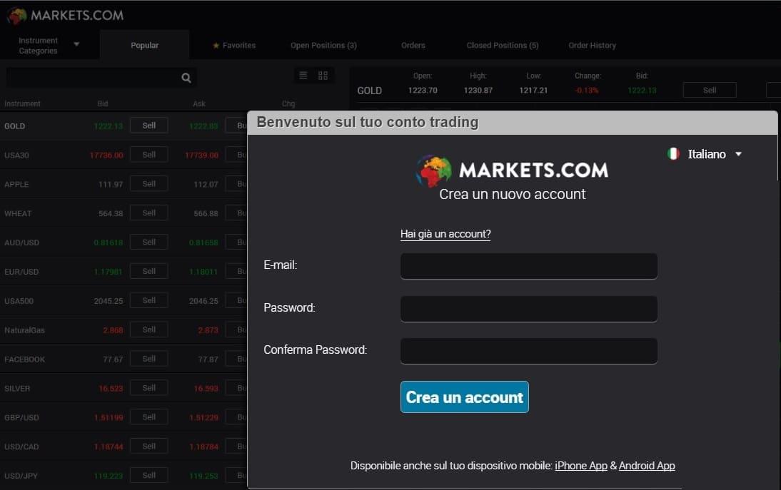 registrazione-markets-com