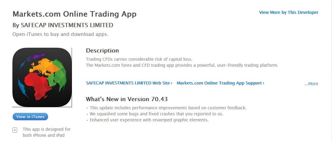 app-ios-markets