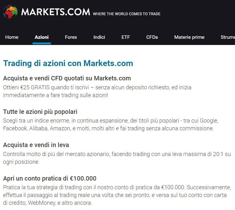 trading-azioni-markets